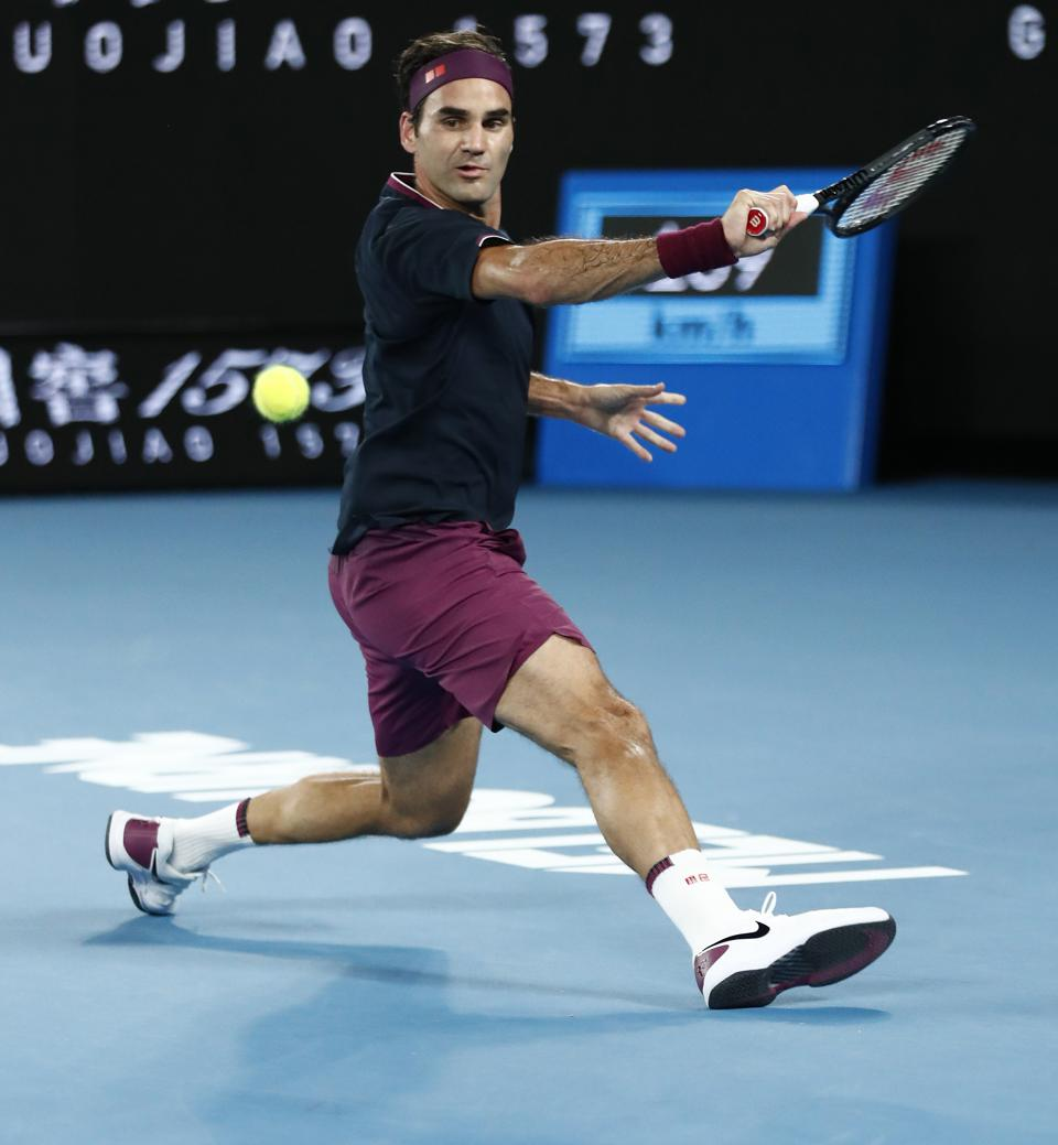 Roger Federer Cruises Into Australian Open 3rd Round As Path To Semifinals Opens Up