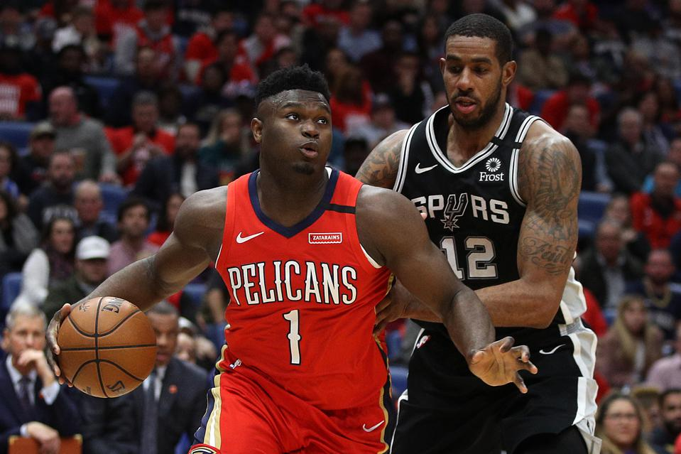 This Is A Ridiculous Way For The New Orleans Pelicans To