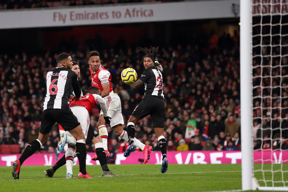 Arsenal Defeat Was A Message To The Watching World - Newcastle United Are Struggling And In Trouble