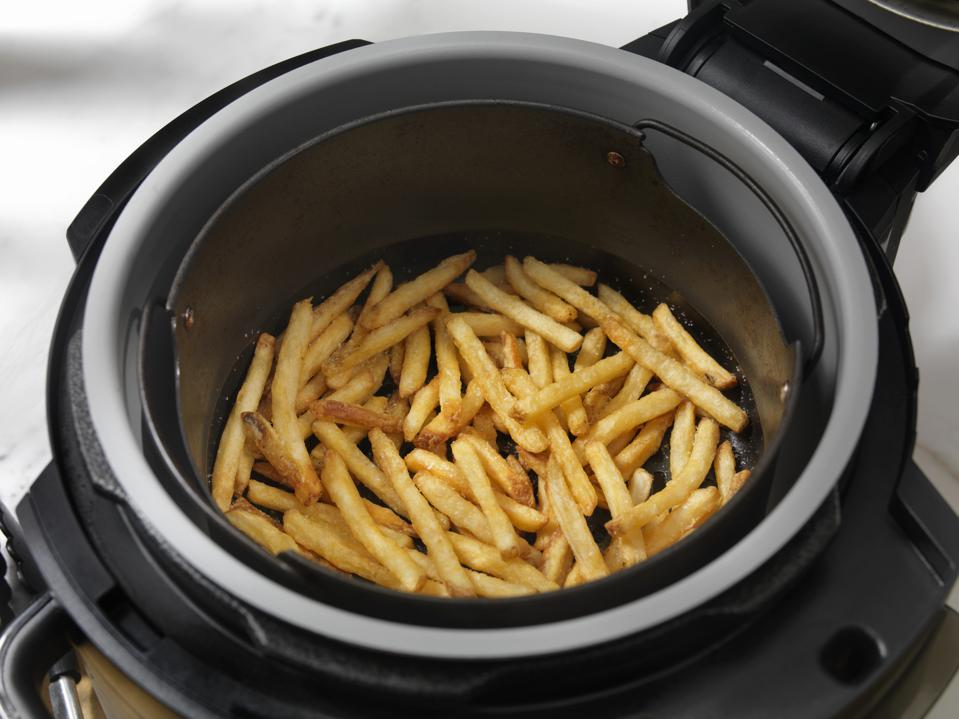 Best Air Fryer - You can put french fries in your air fryer, but not this tech.