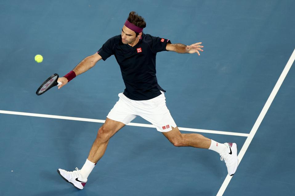 Roger Federer Wins Epic Five-Set Thriller Over John Millman To Advance At Australian Open