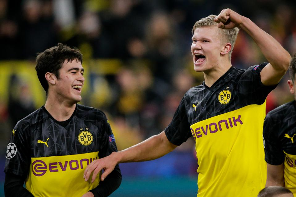 Borussia Dortmund v Paris Saint Germain - UEFA Champions League