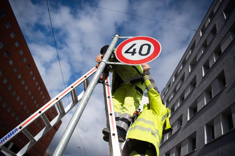 40 km/h speed limit in Stuttgart to be extended