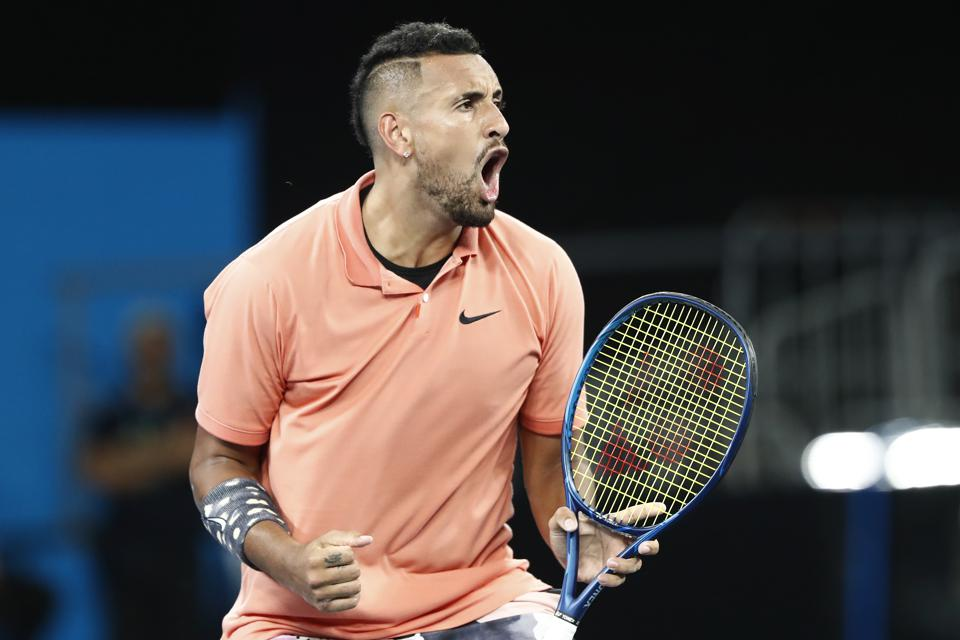 After Mocking Rafael Nadal's Service Routine, Nick Kyrgios Will ...