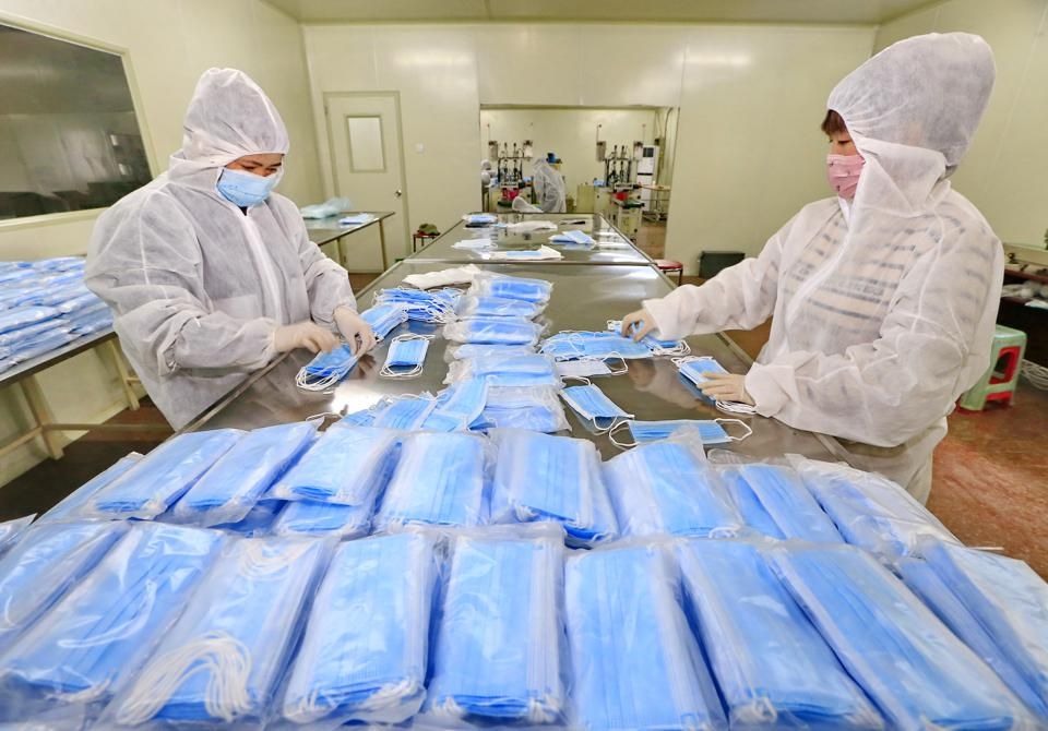 CHINA SICHUAN MASKS PRODUCTION