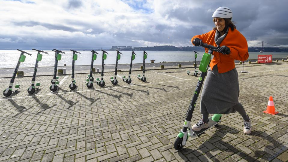 First Ride Academy Initiative To Encourage The Use Of Electric Scooters