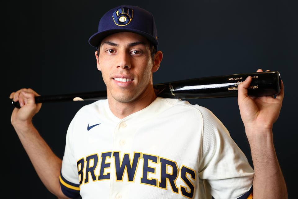 Milwaukee Brewers Photo Day