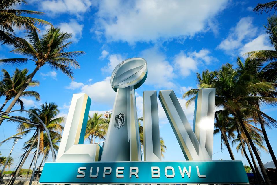Super Bowl LIV betting