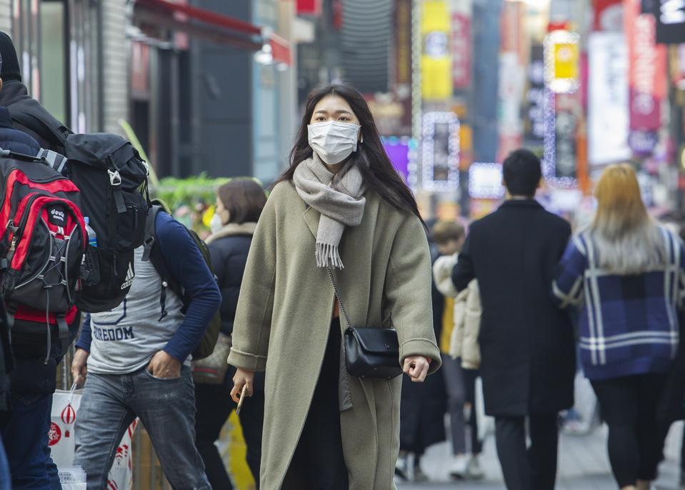 Coronavirus Precautions in Seoul