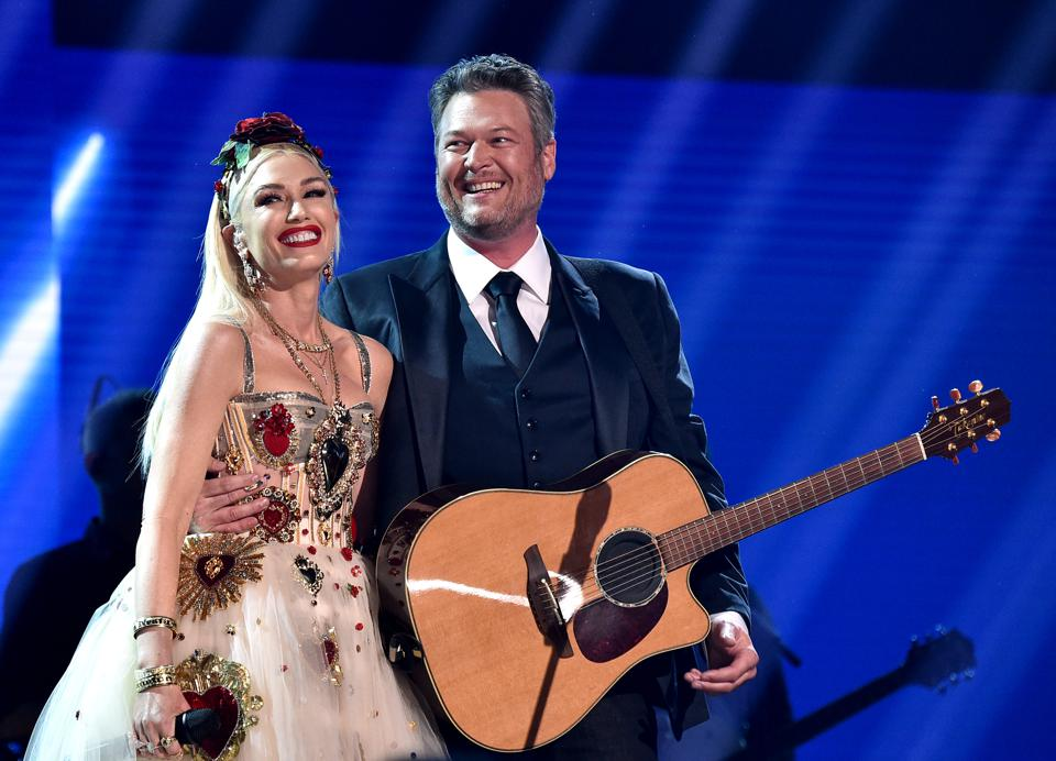 Blake Shelton will help launch Encore Drive-In Nights concert series with Gwen Stefani