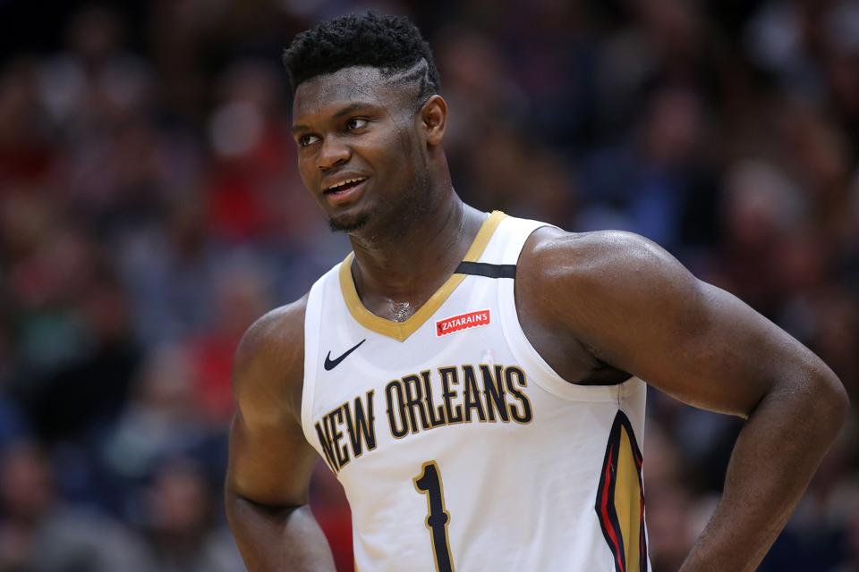 Zion Williamson is the favorite to win the Rising Stars Challenge MVP at All-Star Weekend.