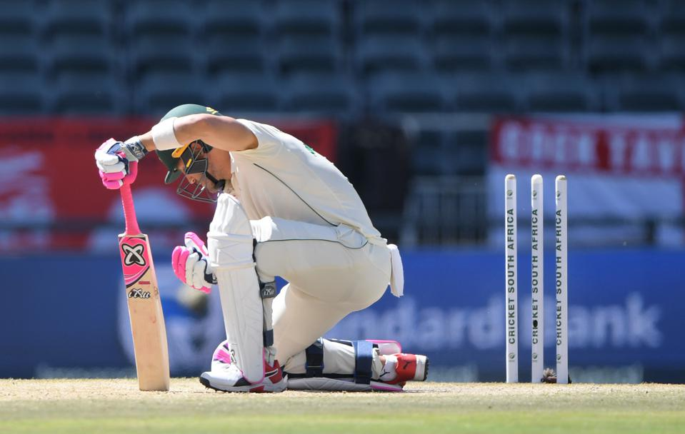 Captain Faf Du Plessis In The Hot Seat After Once Mighty South Africa Spiral