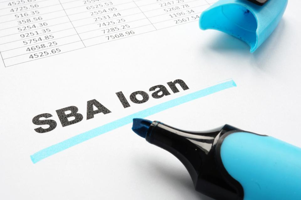 SBA loans are meant to help businesses deal with the COVID-19 crisis.