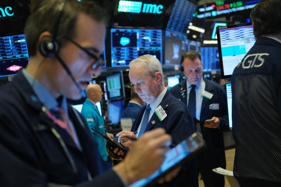 NYSE Opens Monday Morning