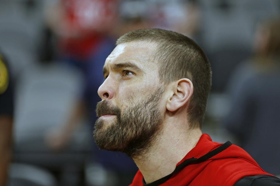 Marc Gasol and Kyle Lowry are leading the Toronto Raptors by their words and actions.