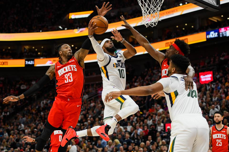 Rockets' Small Lineup Continues Rolling