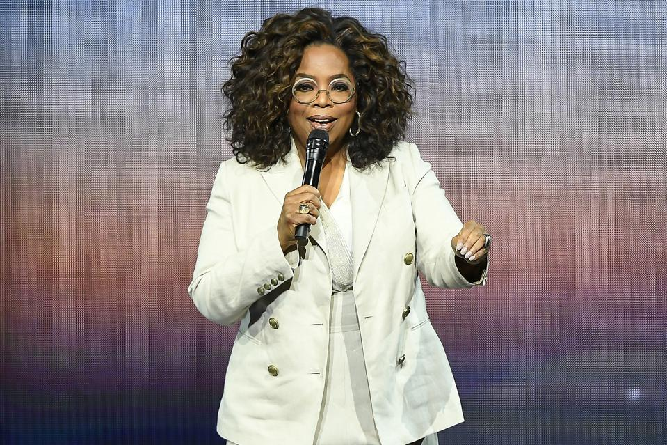 Oprah's 2020 Vision: Your Life In Focus, wellness, weight, nutrition, gratitude, health