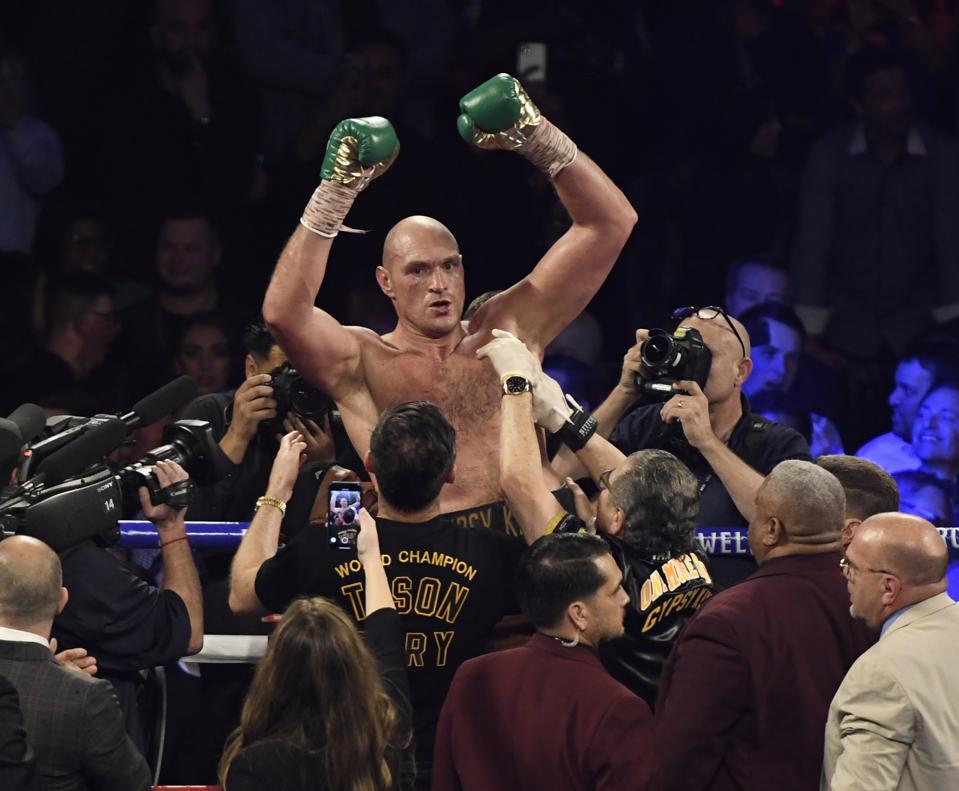 Tyson Fury Vs. Anthony Joshua: Fury's Dad Said His Son Needs This Massive Amount Of Money To Fight