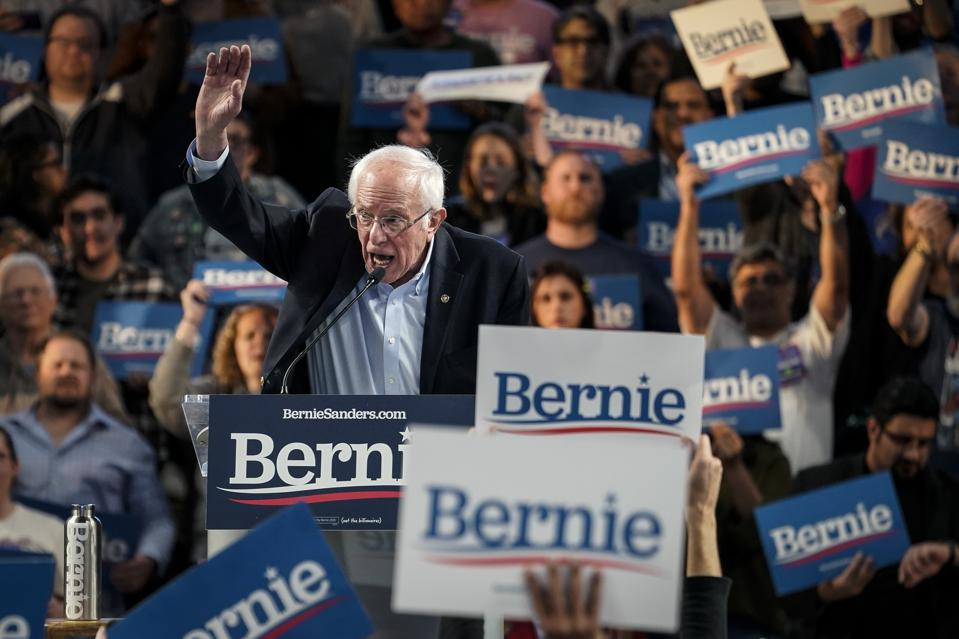 Republicans Can't Curb Their Enthusiasm; Time To Jeer The Bern, Or Fear The Bern?