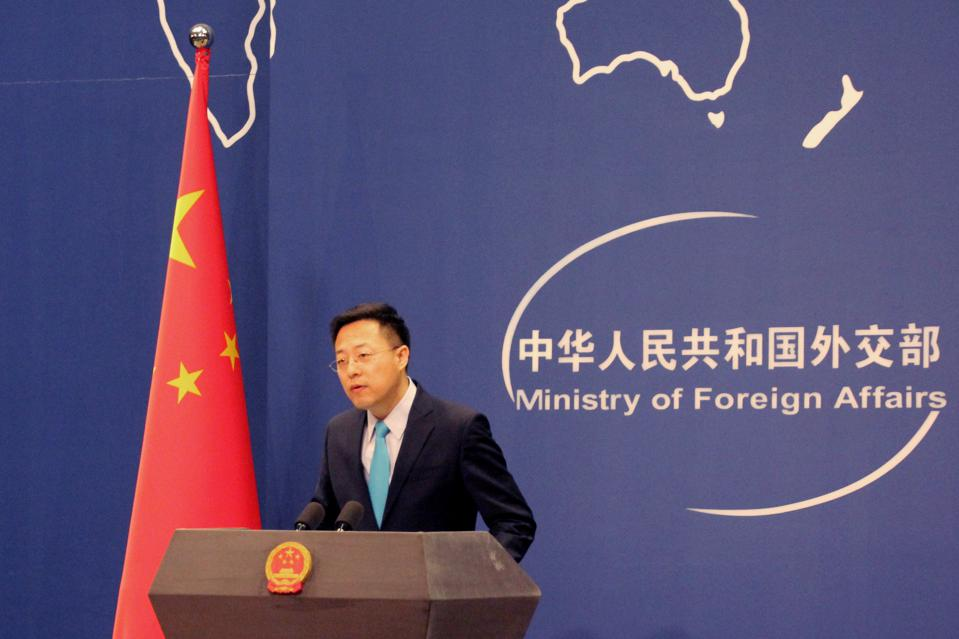Chinese Foreign Ministry resumes offline briefings in Beijing