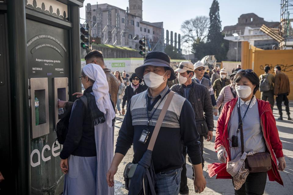 Italy Faces The Coronavirus