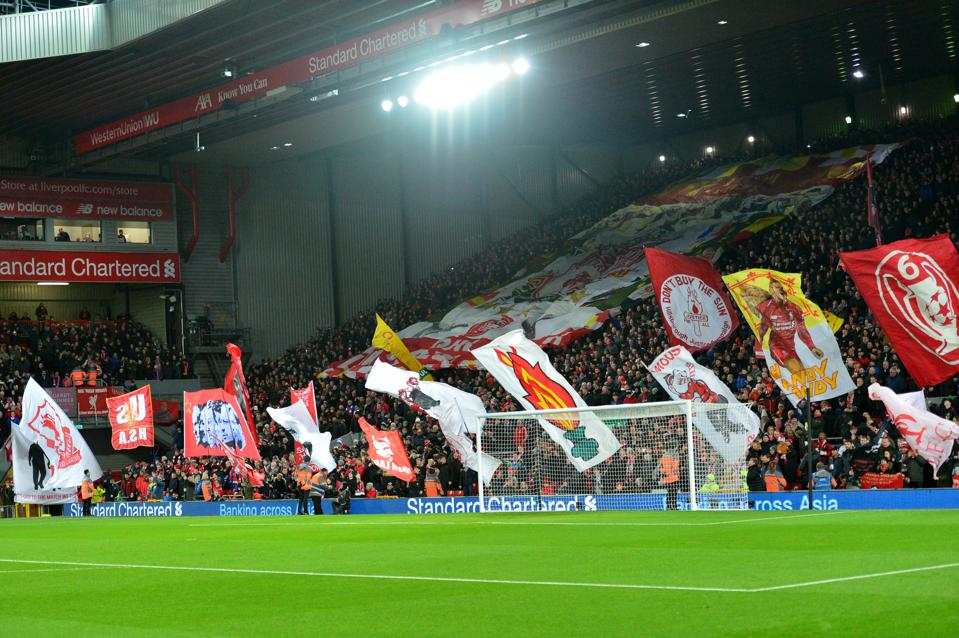 High Flying Liverpool Post Profit: New Training Facilities And Stadium Redevelopment On The Way