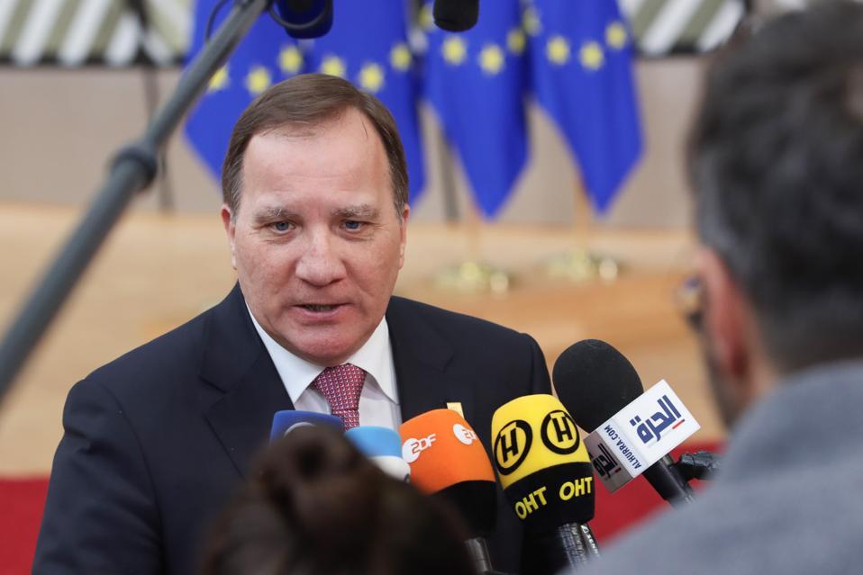 Stefan Lofven Sweden Prime Minister