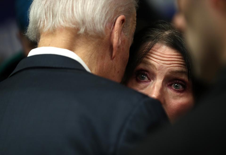 Biden connecting
