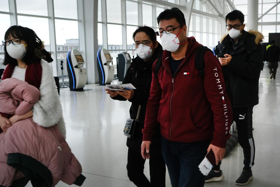 Airline Industry On Edge As Coronavirus Continues To Spread