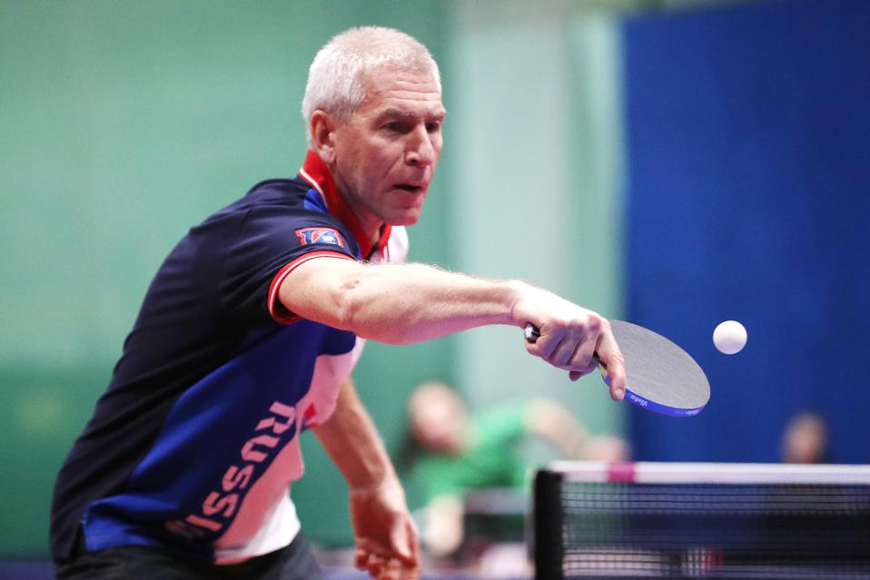 2020 Russian Table Tennis Championship kicks off in Moscow