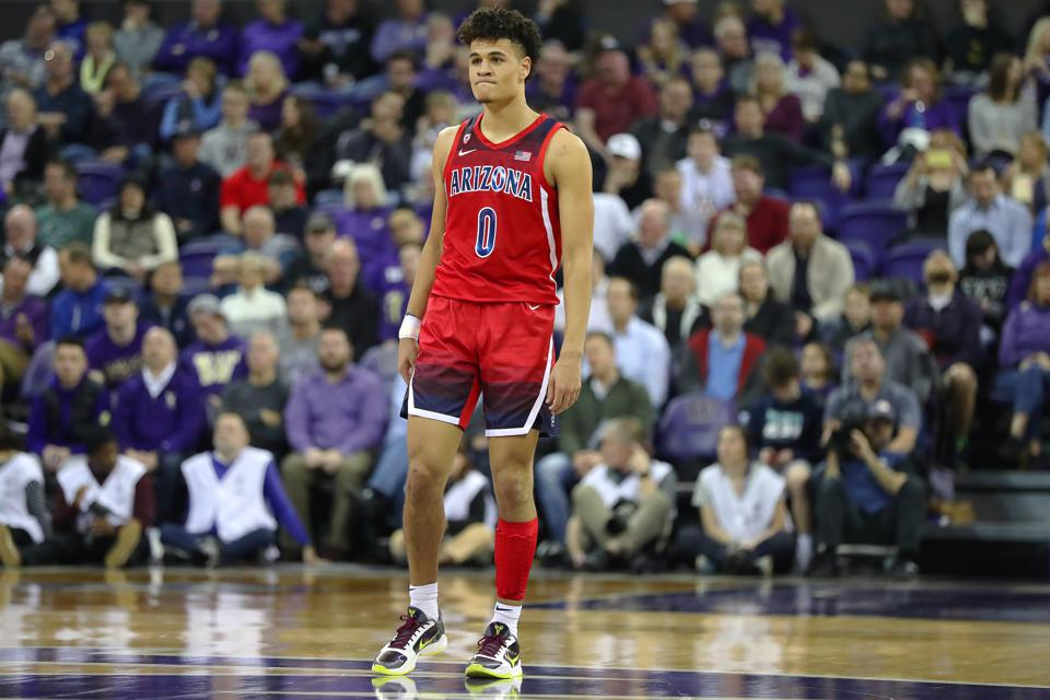 Arizona's Josh Green Could Be A Two-Way Menace In The NBA