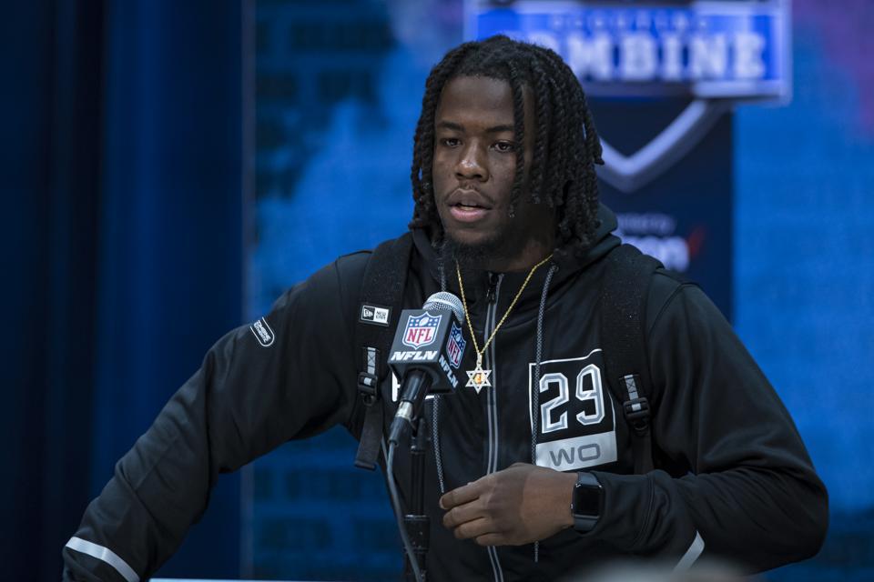 Jerry Jeudy NFL Draft 49ers