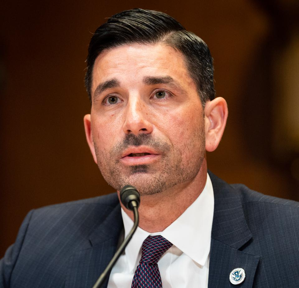 Chad Wolf of the Department of Homeland Security is seeking to have the OPT work permit removed.