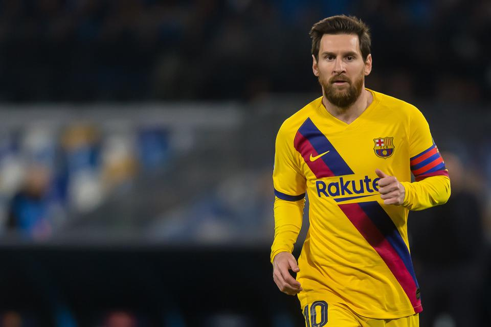 Maradona: Messi 'Couldn't Do What I Did', Following Barcelona-Napoli Draw