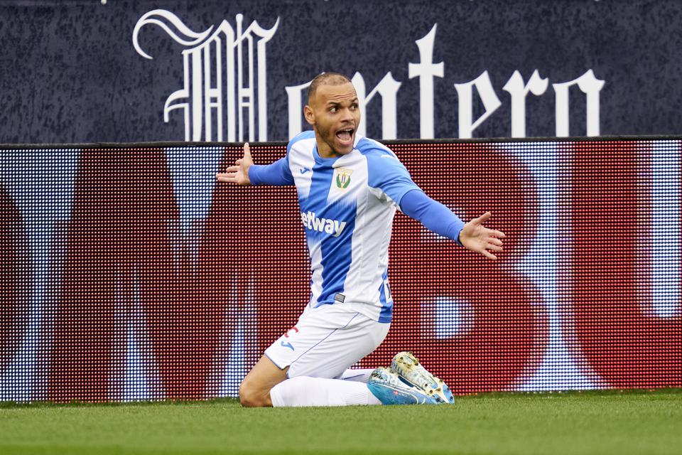 FC Barcelona Activate Martin Braithwaite Release Clause, To Sign Dembele Replacement From Leganes