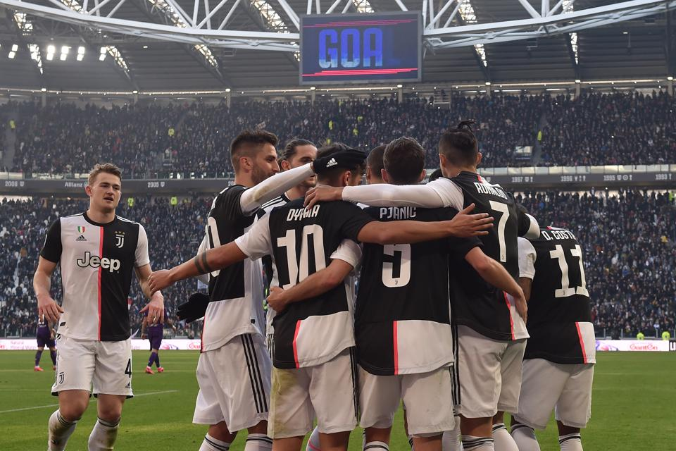 Juventus Partnership With Allianz Extended Until 2030 In 112 Million Deal