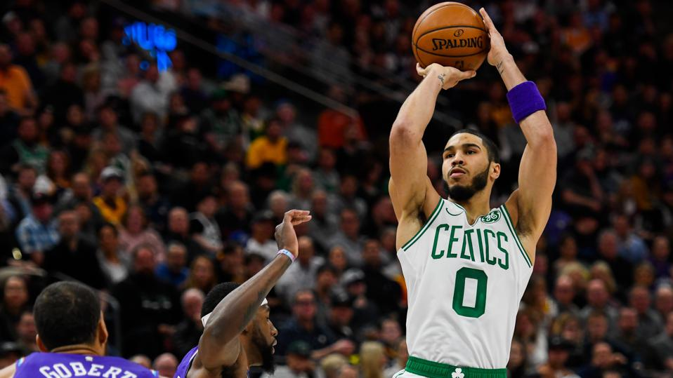 Jayson Tatum's Recent Numbers Are Further Proof He's Been ...