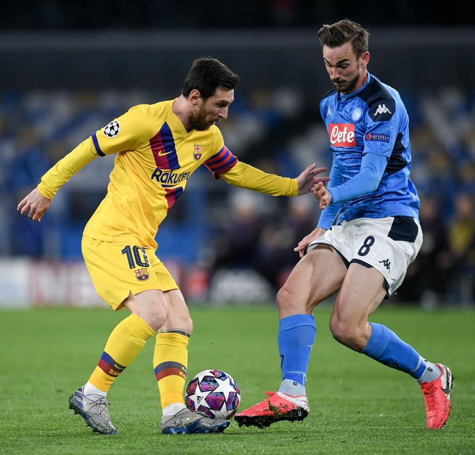 Fabian Ruiz still remains a target for FC Barcelona.