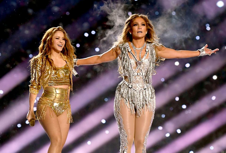 Super Bowl Halftime Show 2020 Twitter Reacts To Jennifer Lopez