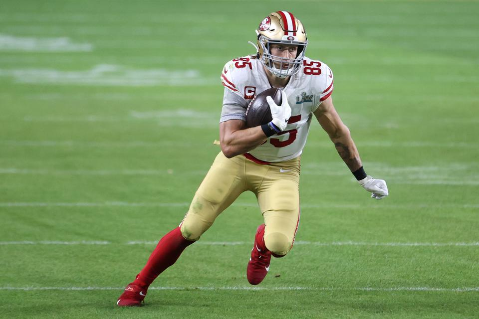 San Francisco 49ers George Kittle contract.