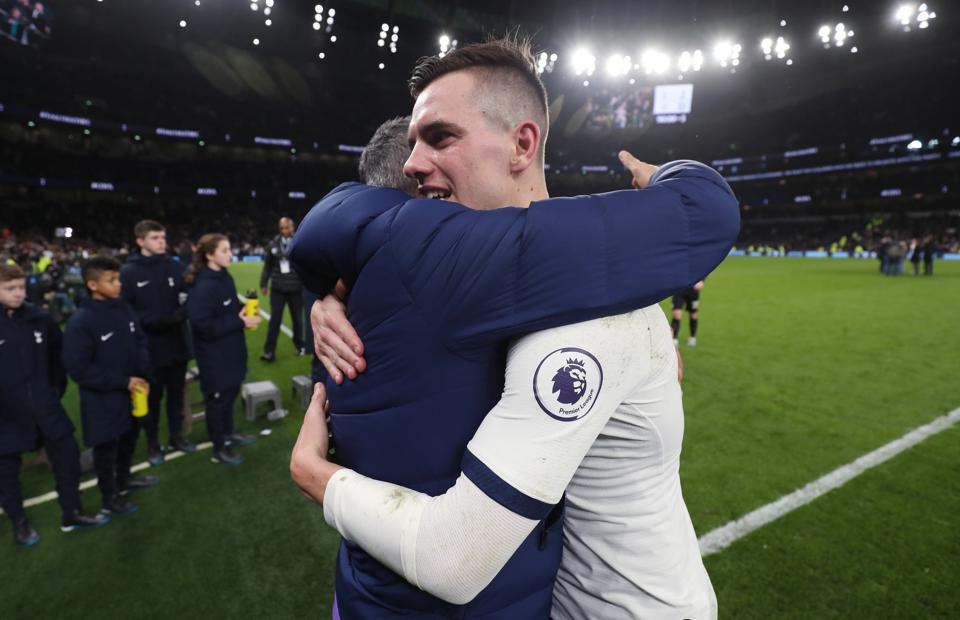 Giovani Lo Celso Is Becoming Mourinho's Main Man At Tottenham In Continued Absence Of Harry Kane
