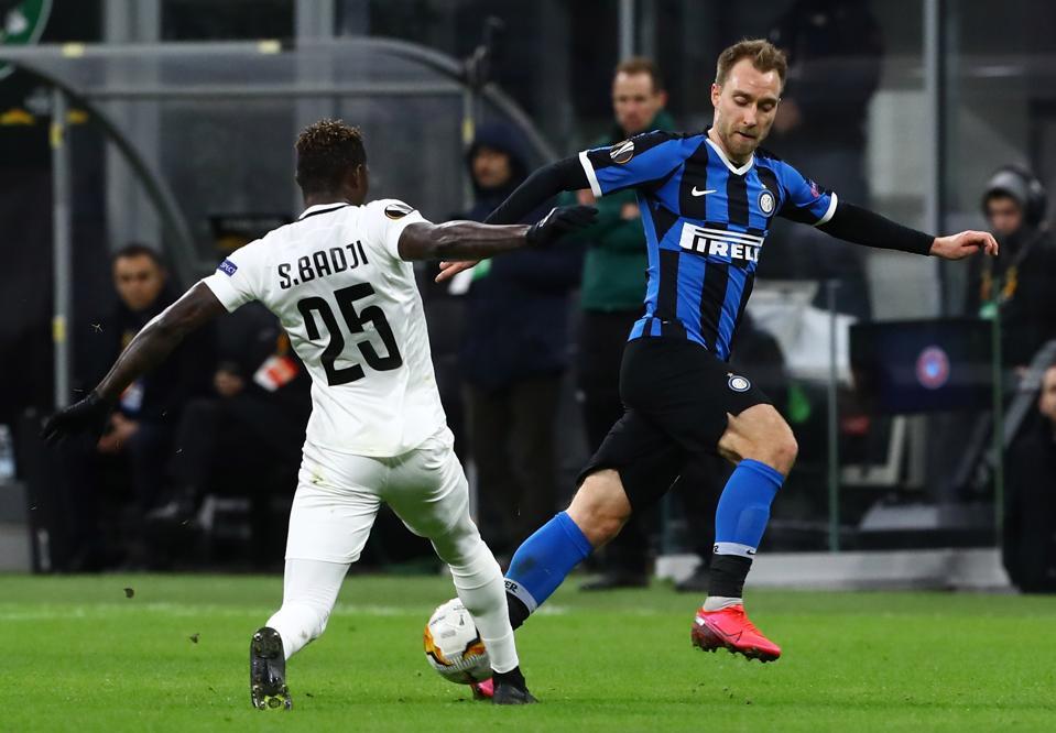 FC Internazionale - PFC Ludogorets Razgrad - UEFA Europa League Kolo 32: Second Leg