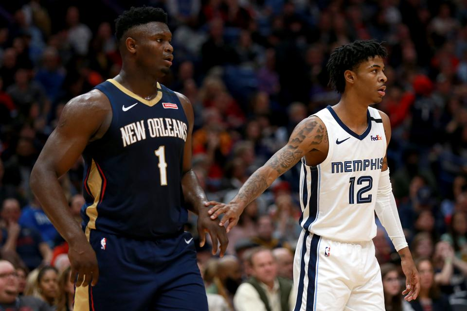Zion Williamson Wants The NBA Rookie Of The Year Award, But He Wants To Make The Playoffs More