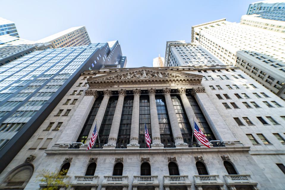 New York Stock Exchange NYSE Building