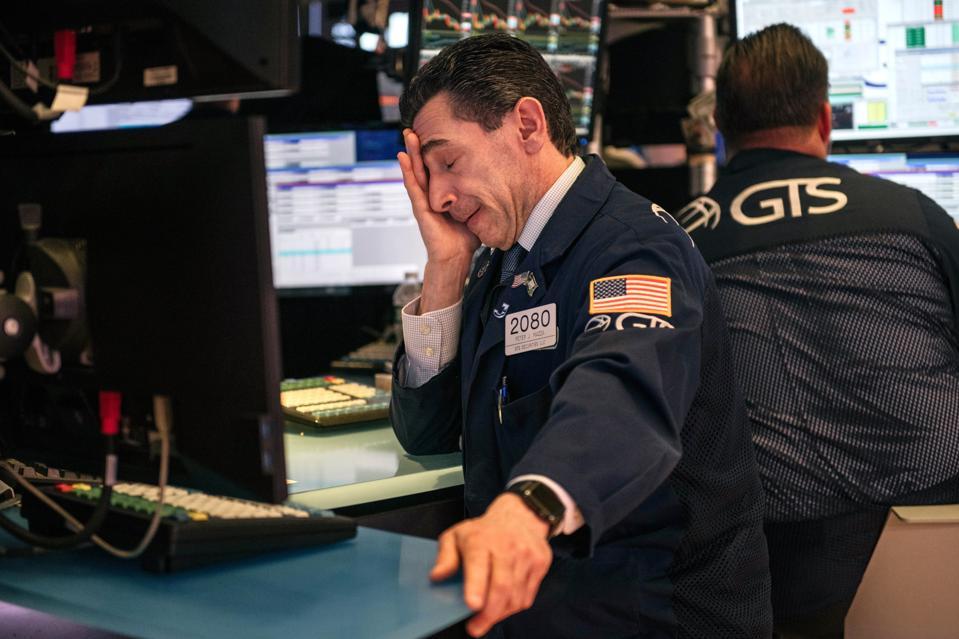 Markets Face Worst Week Of Losses Since 2008 As Coronavirus Fears Spook Investors