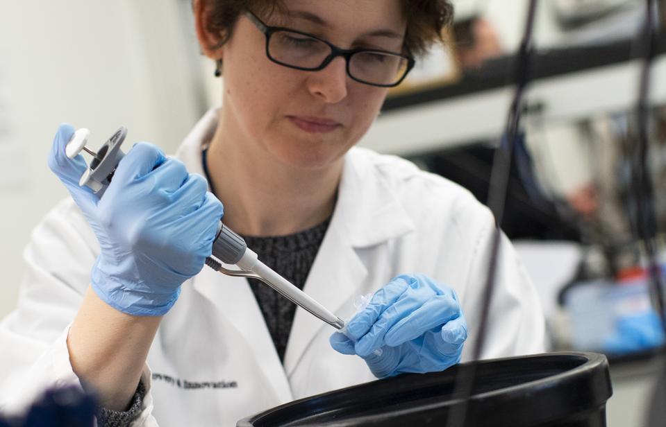 Researchers Work On Developing Test For Coronavirus
