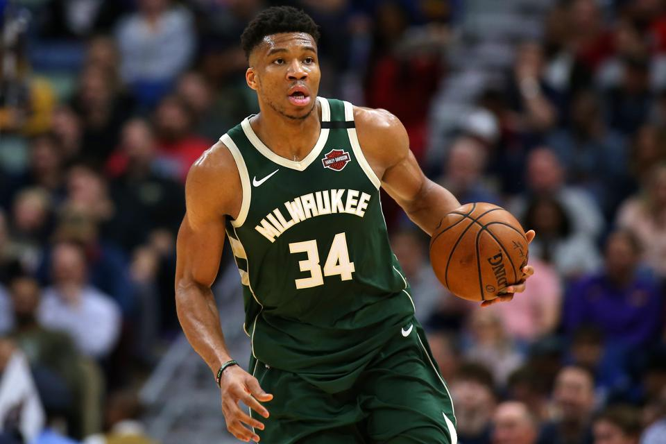 NBA MVP Giannis Antetokounmpo Makes First Startup Investment In Ready Nutrition