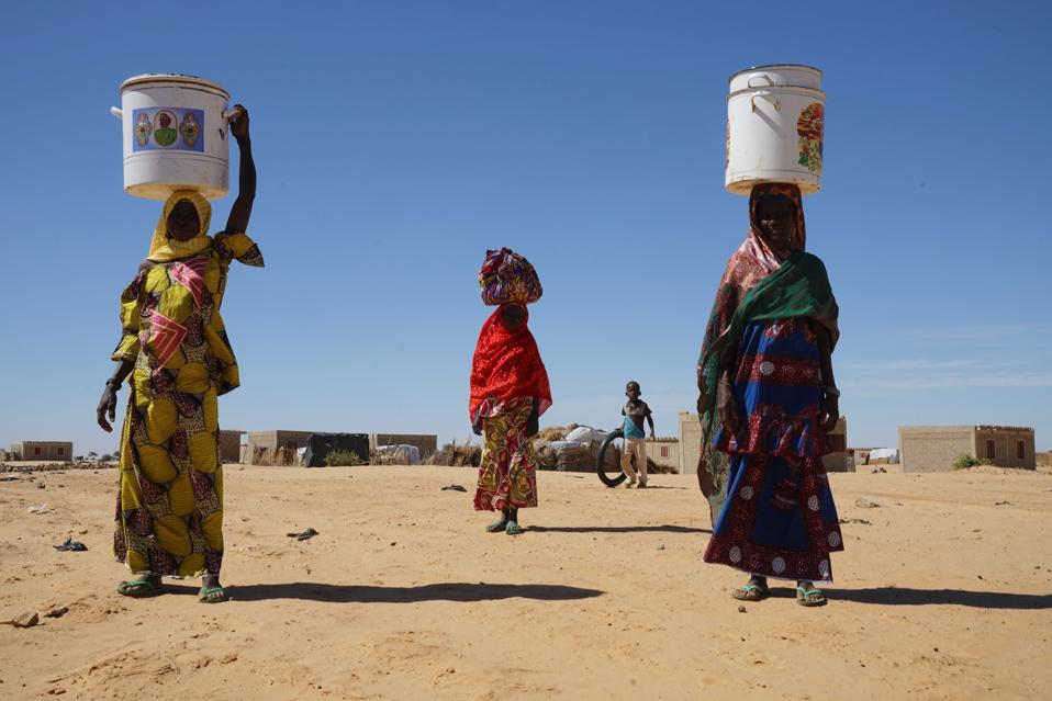 Niger; Eye of the Sahel Storm