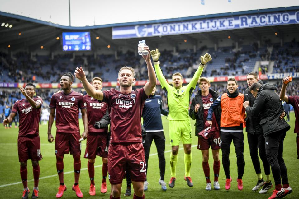KRC Genk v Club Brugge KV - Jupiler Pro League