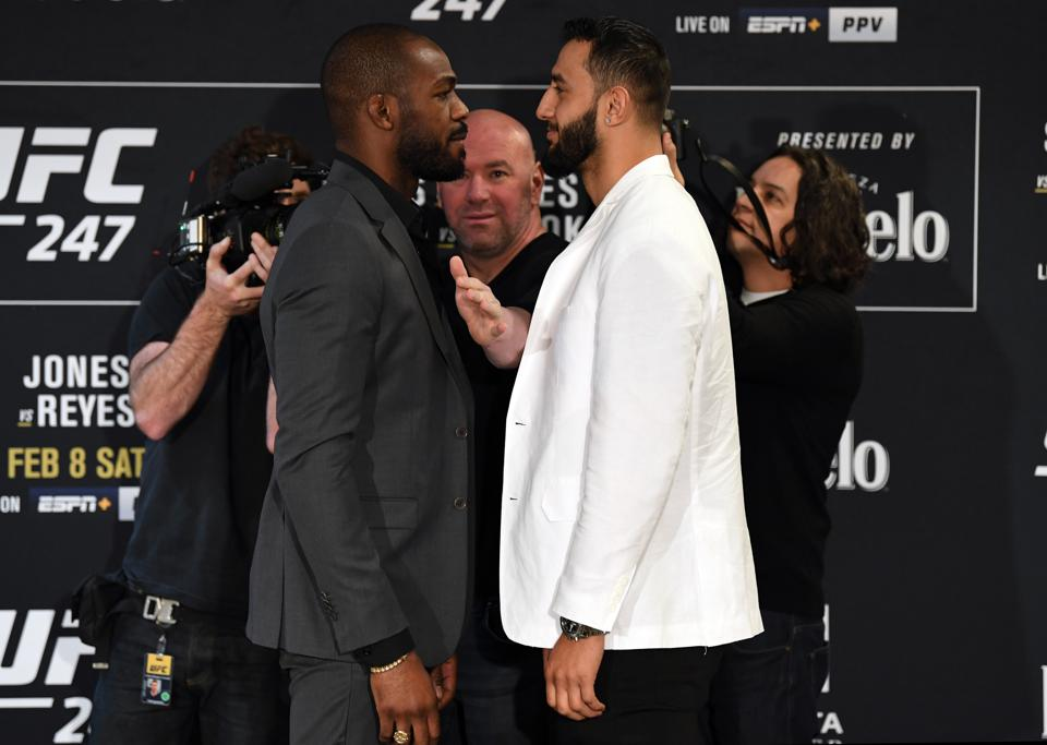 How to watch UFC 247 Jones vs Reyes on iPhone, iPad, Mac, Apple TV, more